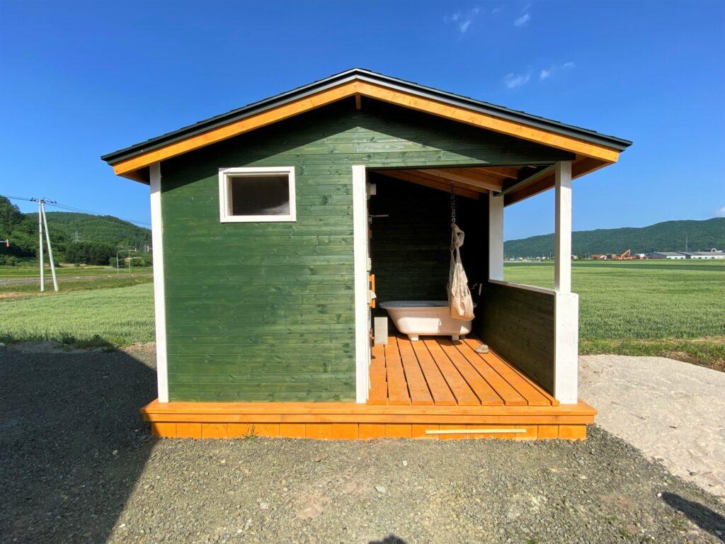 evo.sauna 2号機完成
